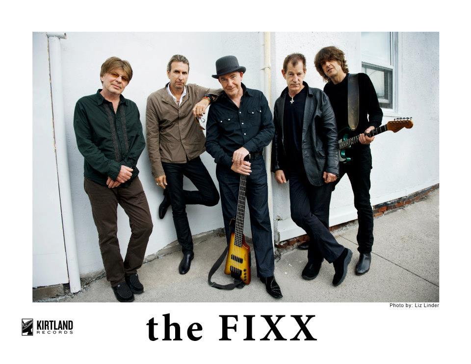 The Fixx/Wang Chung