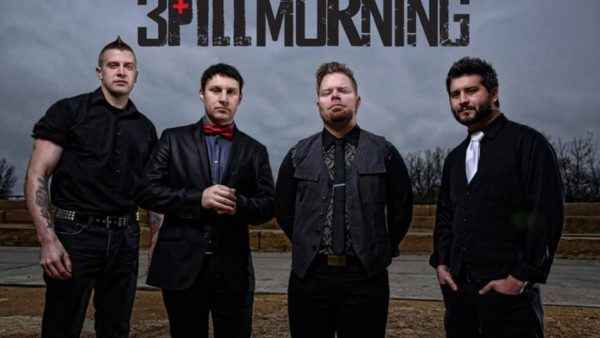 Free show alert: 3 Pill Morning at On the Rocks (Dublin) – Tuesday night