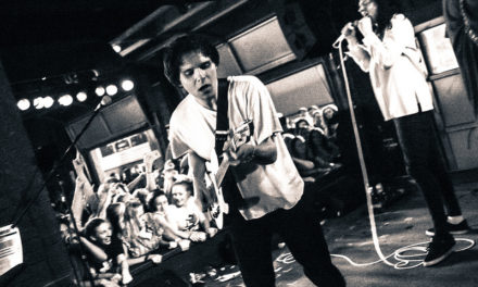 As Shot in Columbus: The Orwells @ A&R Music Bar