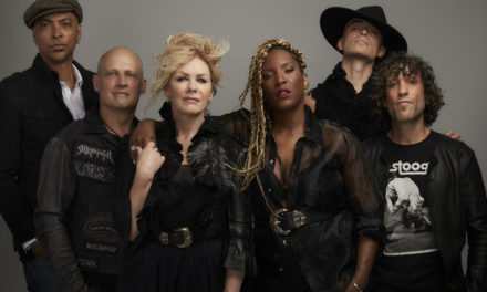 Interview: Heart's Nancy Wilson talks about her new band, Roadcase Royale