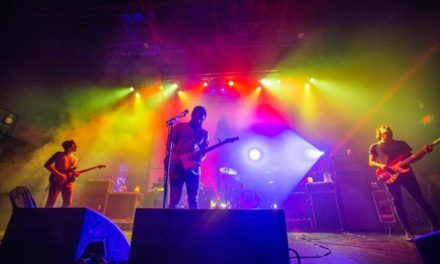 As Shot in Columbus: Manchester Orchestra @ Express Live