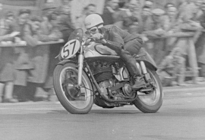 They've been racing motorcycles on the Isle of Man since 1905.
