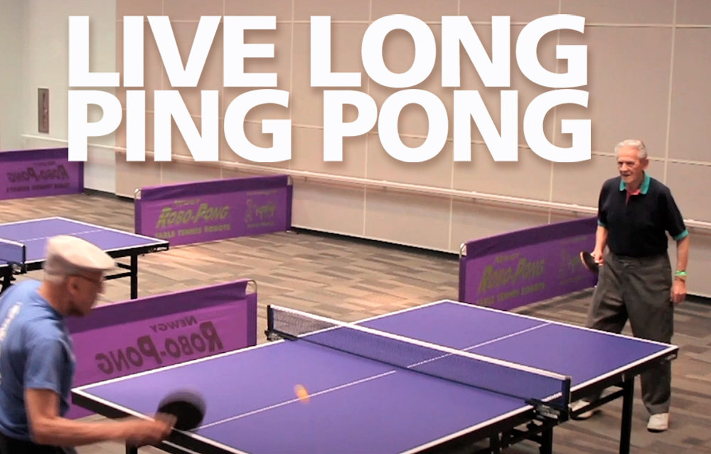 Shot for the 2013 International 5-day Documentary Challenge, Live Long, Ping Pong is playing before all screenings of Venus and Serena this week at the Gateway Film Center. Tuesday@ 7 pm Wednesday@2:30 pm Thursday@5 pm
