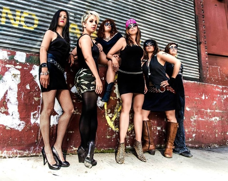 Thursday: The Rocket Queens (GN'R Tribute) play Woodlands Tavern