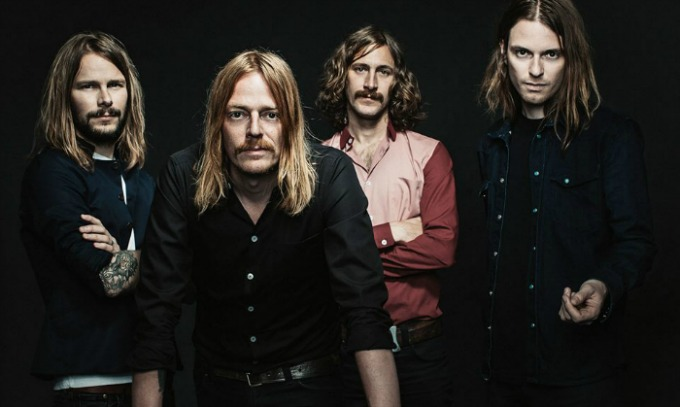 Sweden's Graveyard plays a sold-out show at Ace of Cups on Friday