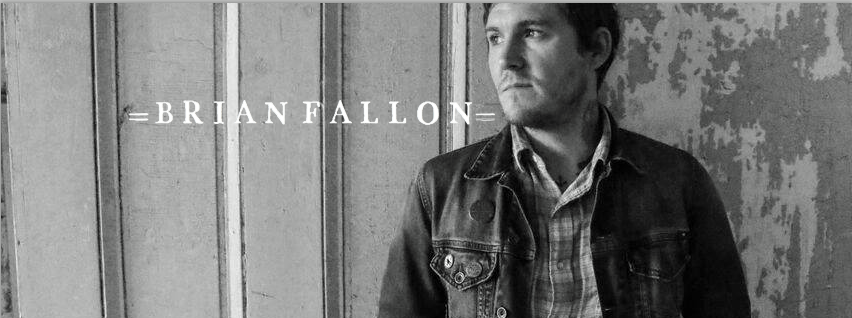 Wednesday: Brian Fallon & The Crowes at The Newport