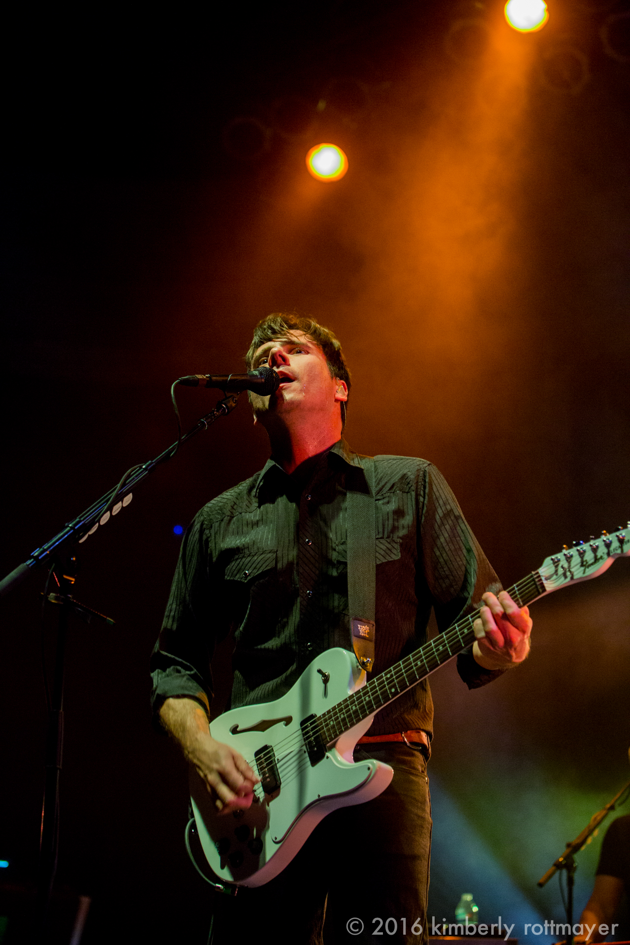 Photos:  Jimmy Eat World @Newport Music Hall – 10.13.16
