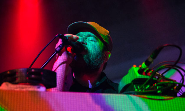As Shot in Columbus: Black Angels and A Place To Bury Strangers