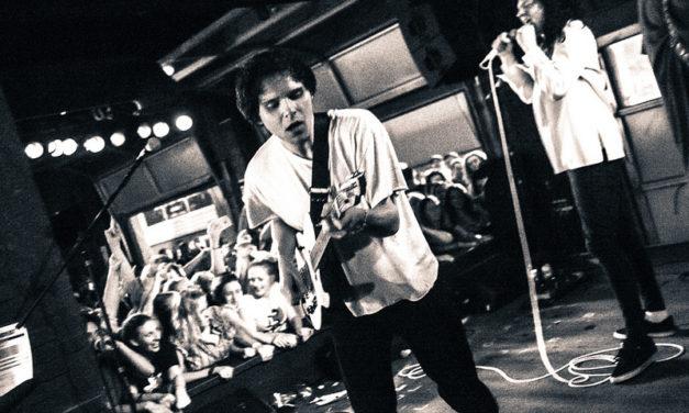 As Shot in Columbus: The Orwells @ A&R Music Bar