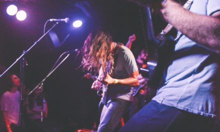 As Shot in Columbus: Diarrhea Planet & Daddy Issues @ Rumba Cafe
