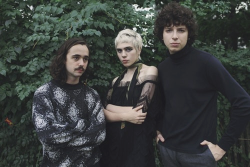 Just Announced: Sunflower Bean at Rumba Cafe, Oct. 5