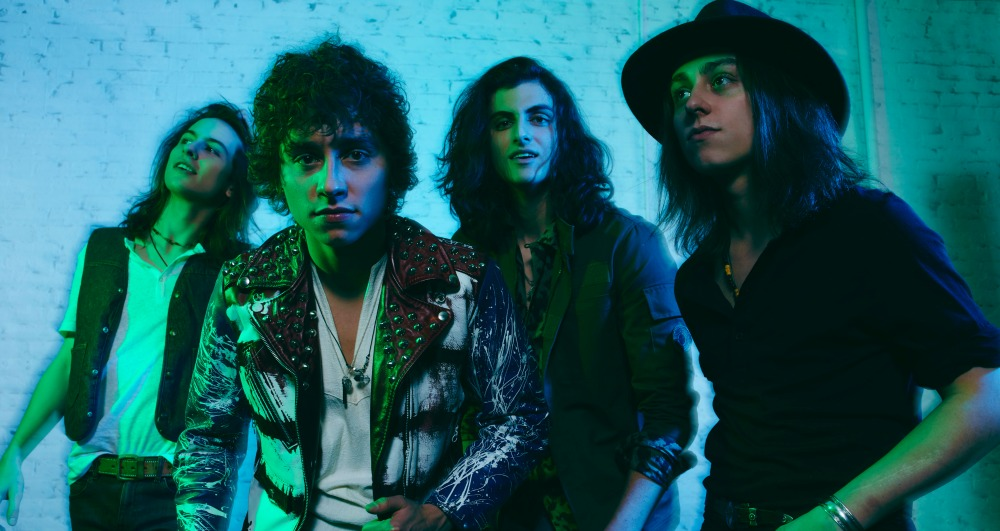 Interview: Sam Kiszka of Greta Van Fleet