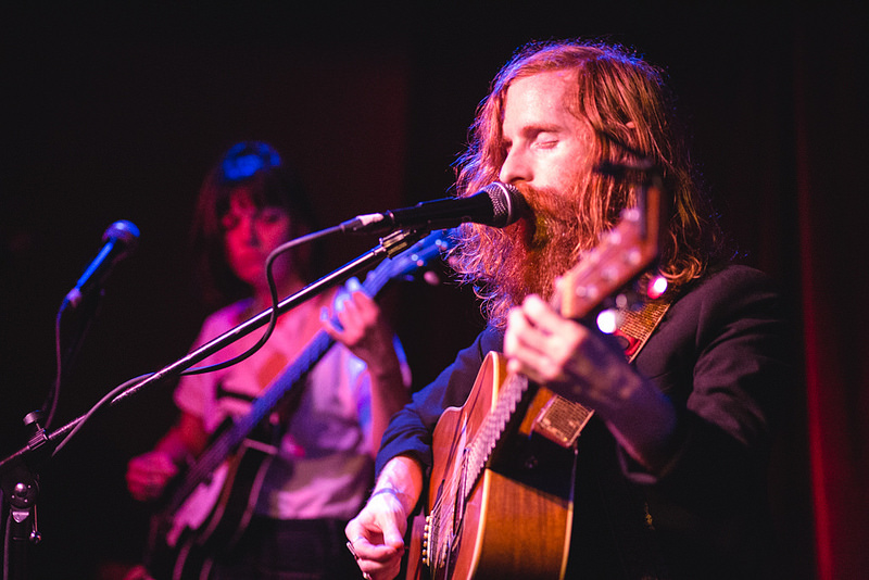 As Shot in Columbus: Saintseneca double showed out shows at Ace of Cups