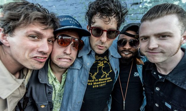 Look Who's Talking: Low Cut Connie's Adam Weiner