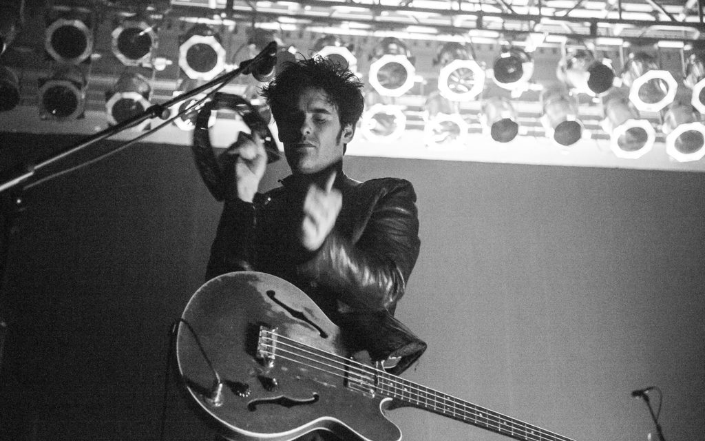 As Shot in Columbus: Black Rebel Motorcycle Club & Night Beats @ The Newport