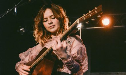 As Shot in Columbus: Gabrielle Aplin & Hudson Taylor @ A&R Music Bar