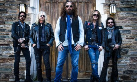 Look Who's Talking: John Corabi (The Dead Daisies)
