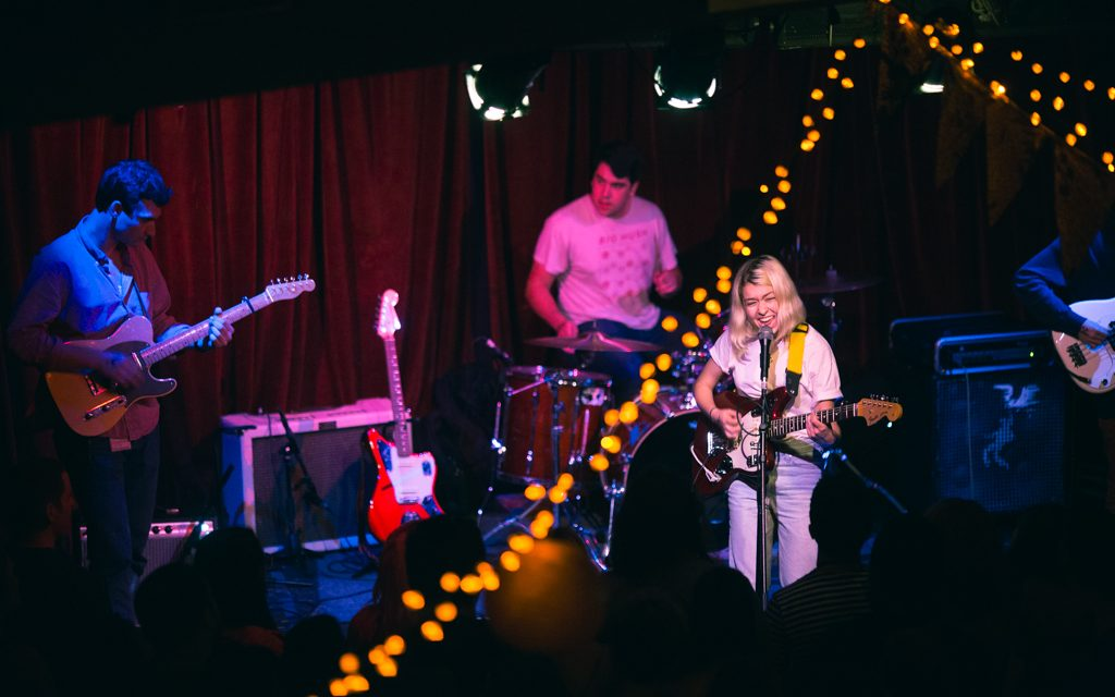 As Shot in Columbus: Snail Mail at Ace of Cups