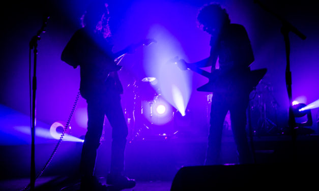 Shot in Columbus: Car Seat Headrest & Naked Giants at the Newport Music Hall