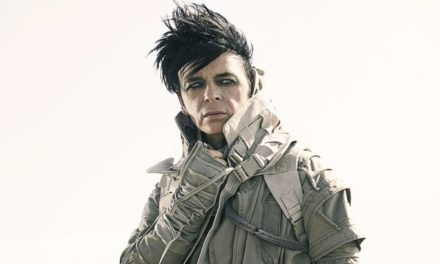 Look Who's Talking: Gary Numan