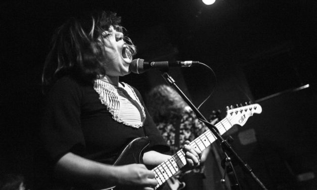 Shot in Columbus: Screaming Females & Kitten Forever at Ace of Cups