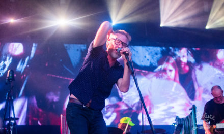 Shot in Columbus: The National @ Express Live