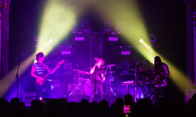 Shot in Columbus: The Faint, Ritual Howls, Closeness @ Newport Music Hall