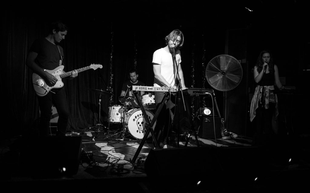 Shot in Columbus: Graveyard Club & Halamays @ Ace of Cups / July 2019