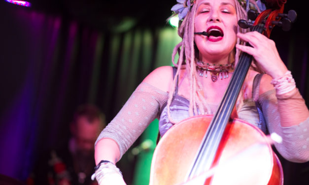 Shot in Columbus: Rasputina & Charming Disaster @ Rumba Cafe